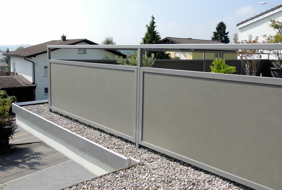 Balkon Verkleidungsplatten