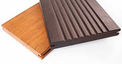 Bambus Terrassendielen - formstabil und nachhaltig